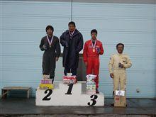 08年北陸シリーズ 最終戦!SD4クラス!