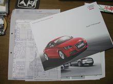 試乗!Audi TT Coupe