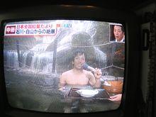 テレビで親谷