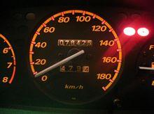 CR-Vの燃費(10/26) 2回目