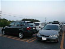 BMWディーラーの代車・・・