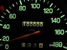 ついに100000km達成~