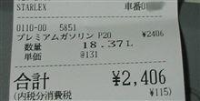 ガソリンが安い!