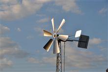 風車を撮影しました♪