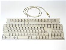 旧Mac用キーボードのUSB化ができたス