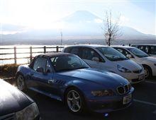 山中湖紅葉ドライブ