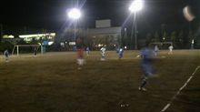 サッカーしてきました!!