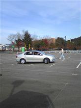 日本学生自動車運転競技選手権大会練習最終日!!!