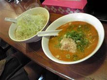 辛味噌葱麺(バイシャンタン)