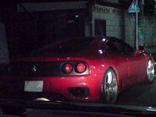 下町にもこんなステキなお車がぁ