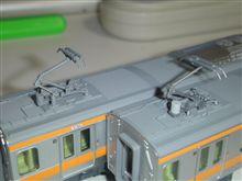 久々に鉄道模型の工作を♪