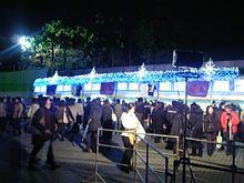 "DCTgarden""THE LIVE!!!""WINTER FANTASIA 2008その4"