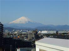 今日の富士山(補欠)