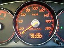 走行60,000km