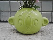 サパくん花瓶