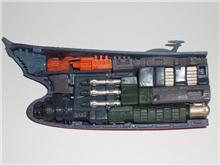 宇宙戦艦ヤマト 艦首部分