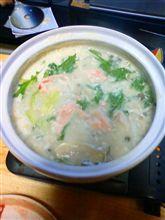 豆乳鍋パー