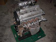 白ミラージュのOH エンジン完成