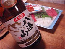 今夜は日本酒