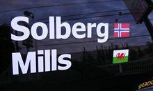 お山ラストラン【-4】ペター・ソルベルグ(Petter Solberg)と♪
