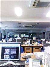 一人で働いています(^_^;)