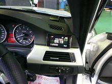 E90にセルスターレーダー取付