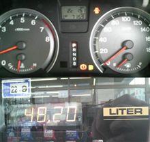 給油と洗車~