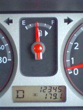 12345km通過