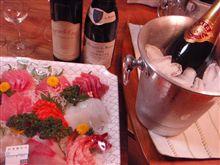 年越しワイン会