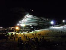 08-09年越しスキー