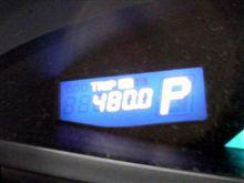 20081129の燃費記録・ESTIMA