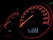 23000km