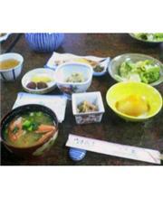 カニオフ(朝食)