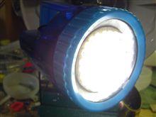 LED懐中電灯の改修3