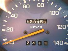 123,456km(AA6PA キャロル)