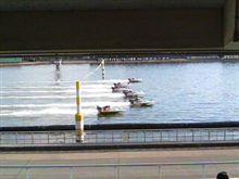 今日は蒲郡競艇