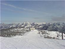 スキー天国でした