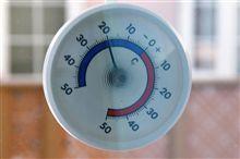 あー寒い -20.8度でした