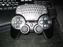 PS3用ブルートゥースキーボード