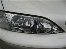 RH ヘッドライトassy 新品交換