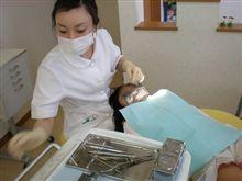 スケジュールを縫って歯医者へ