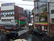 雨の月末金曜日