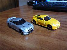 本日の新車2台