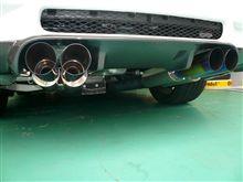 E92M3ハイパースタイルマフラーにオプションパーツ登場!