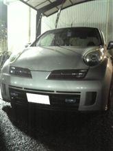 洗車した~!!