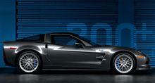 Corvette ZR-1 vs GT-R