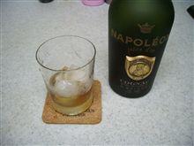 家で独り飲み。