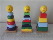 ドイツの子供玩具いただきました。