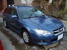 暇なので・・・洗車。