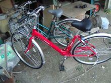 【やっぱアルミは】新車契約。 自転車だけど【合わない】